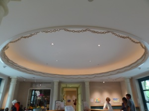 World Record Clay Chain on Display at The von Liebig Art Center