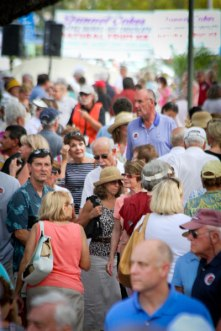 Crowd at Naples National 2012 image by Debi Pitman Wilkey