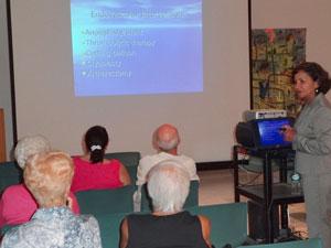 Rashmi-Sharma-MD-holds-lecture-on-Peripheral-Vascular-Disease