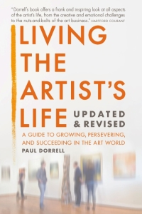 cover of the book Living the Artists life