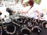 FallFest-2012-Lampwork glass beads handmade by Artist Dianna Dinka