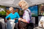 Dec. 1, 2012, Art in the Park. Photo by Debi Pittman Wilkey
