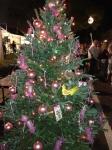 Home Depot donated six fraiser fir trees to us.