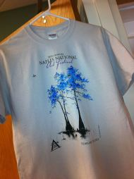 Julie Keaton-Reed is the 2013 Naples National Art Festival t-shirt artist! The commemorative fashion is sold at the festival for just $15 each, benefitting art education programs by the Naples Art Association.