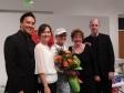 John T. Posadas, Jennifer Kozbial Posadas, Tammra Sigler, Aimee Schlehr and Adam Satinsky.