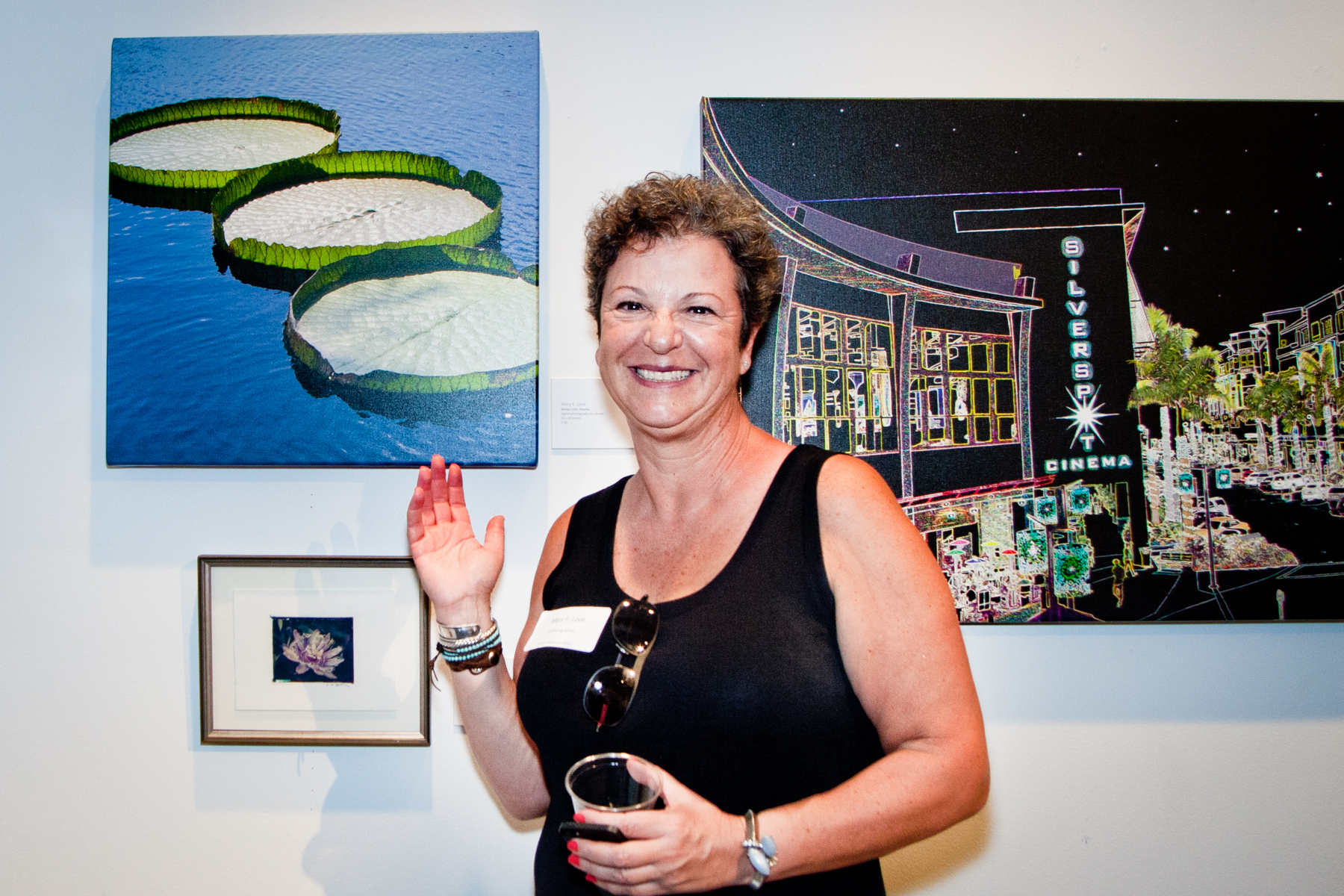 EVite: Reception for 2D/3D show celebrates NAA Member Artists