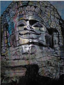 """Smiling Budda"" from Susan Daly's website."