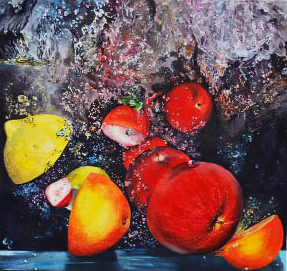 Take Anne Chaddock's Color Theory workshop on March 25, and saturate your artwork with vibrant hues!