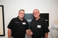 Dennis Goodman and RL Caron Camera USA 2013