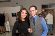 Vanessa Ruffes and Jason Lewis Camera USA 2013