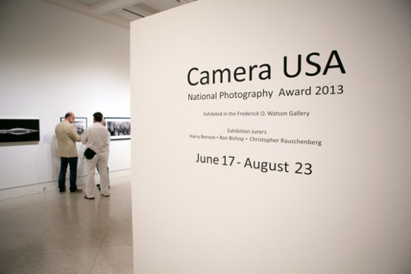 Camera USA: National Photography Award and Exhibition is on view through August 23 at The von Liebig Art Center. For details: http://bit.ly/11H1Zqv